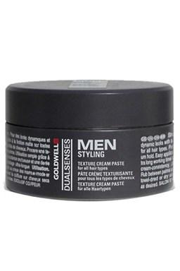 GOLDWELL Dualsenses Men Texture Cream Paste 100ml - matující krémová pasta