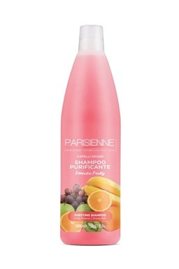 PARISIENNE Purifying Shampoo Fruity Essence šampon na mastné vlasy 1l