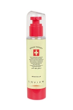 L´OVIEN ESSENTIAL Therapy Serum - sérum na rozdvojené konečky vlasů 100ml
