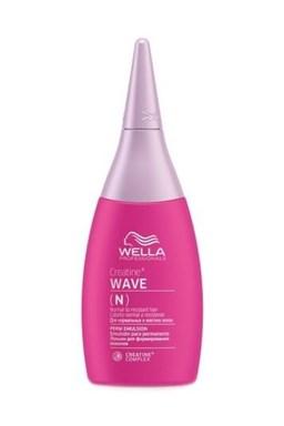 WELLA Wave Creatine+ N 75ml - objemová tvalá pro normální vlasy a odolné vlasy