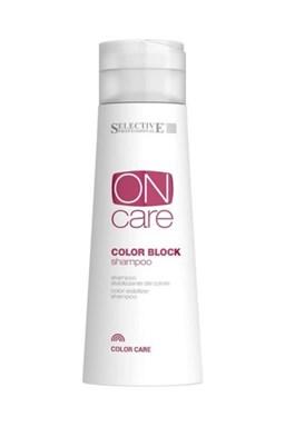 SELECTIVE ONcare Color Block Shampoo - šampón pro stabilizaci barvy vlasů 250ml