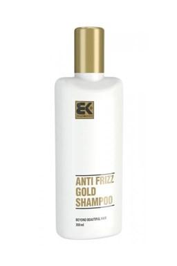 BRAZIL KERATIN Gold Shampoo regenerační keratinový šampon na vlasy se zlatem 300ml