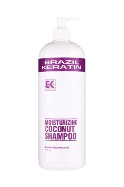 BRAZIL KERATIN Shampoo Coco čistící a hloubkově regenerující keratinový šampon 1000ml