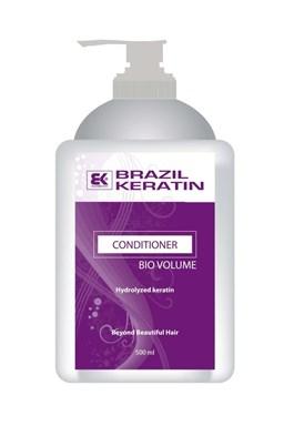 BRAZIL KERATIN Bio Conditioner Volume balzám pro větší objem vlasů s keratinem 500ml