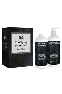 BRAZIL KERATIN Clarifying Shampoo čistící šampon před aplikací brazilského keratinu 1l