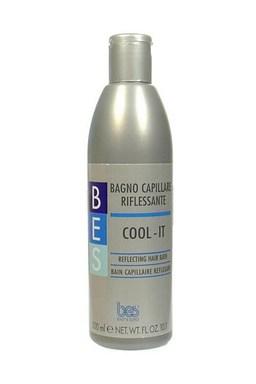 BES Péče o vlasy Cool-It Shampoo stříbrný šampon na melírované a odbarvené vlasy 300ml
