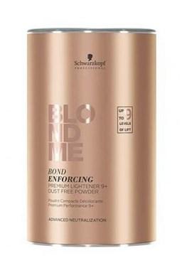 Schwarzkopf Professional Blondme Bond Enforcing 9+ 450g - Melír k odbarvení vlasů až o 9 odstínů