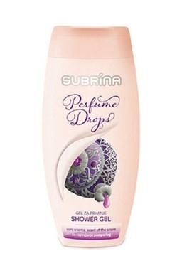 SUBRÍNA Shower Gel Perfume Drops - sprchový gel s vůní orientu 250ml