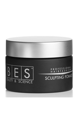 BES Hair Fashion Sculpting Pomade - pomáda na vlasy s arganovým olejem 50ml