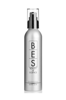 BES Hair Fashion Super Glue - eco lak na vlasy s arganovým olejem 200ml