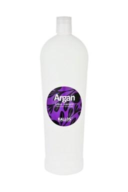 KALLOS Argan Colour Shampoo 1000ml - šampon s Arganem na barvené vlasy