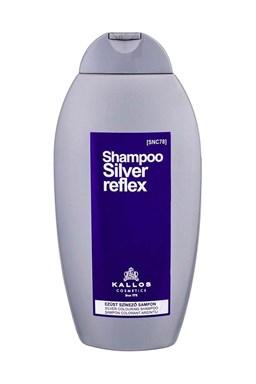 KALLOS Cosmetics Silver Reflex Shampoo 350ml - stříbrný šampon pro blond vlasy
