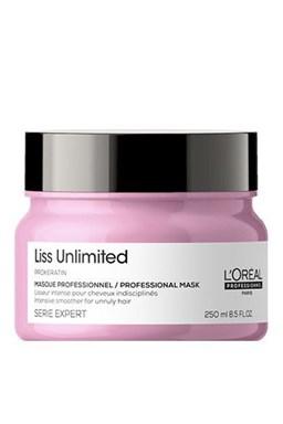 L´ORÉAL Expert Liss Unlimited Mask 200ml - maska na suché a nepoddajné vlasy