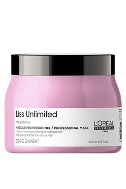 LOREAL Professionnel Expert Liss Unlimited Mask 500ml - maska pro uhlazení nepoddajných vlasů