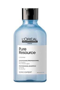 LOREAL Professionnel Expert Pure Resource Shampoo 300ml - šampon pro mastné vlasy
