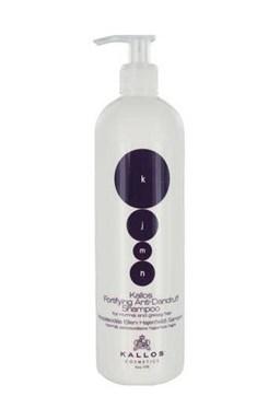 KALLOS KJMN Fortifying Anti Dandruff Shampoo 500ml - šampon proti lupům