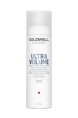 GOLDWELL Dualsenses Ultra Volume Touch-Up Spray suchý šampon pro větší objem 250ml
