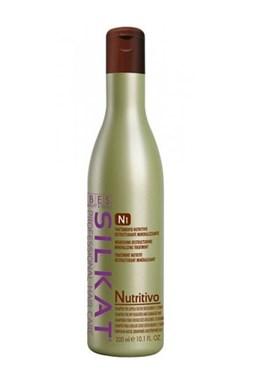 BES Silkat Nutritivo Shampoo N1 - šampon na velmi poškozené vlasy 300ml