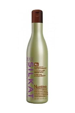 BES Silkat Nutritivo Balsamo N2 - vyživující balzám na poškozené vlasy 300ml