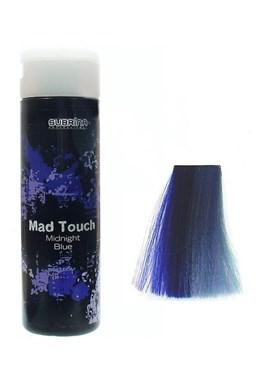 SUBRINA Mad Touch Midnight Blue 200ml - Gelová barva na vlasy - modrá