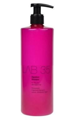 KALLOS Lab35 Signature Shampoo 500ml - šampon pro poškozené vlasy