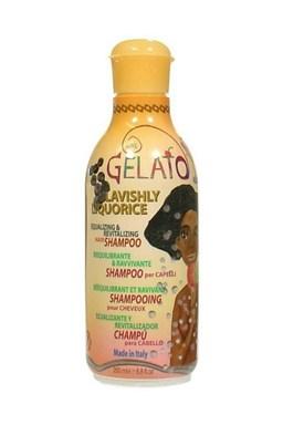 BES Gelato Lavishly Liquorice šampon proti lupům na mastné vlasy 250ml