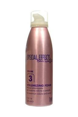 BES Special Effects Volumizing Foam č.3 - Objemová pěna na vlasy 200ml