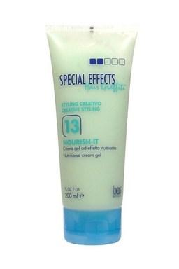 BES Special Effects Nourish-It č.13 - Gel-krém v tubě - výživa vlasů 200ml
