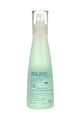 BES Special Effects Spray-On Texture Medium Hold č.18 - Gel spray 200ml