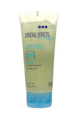 BES Special Effects Wet-It č.19 - Gel na vlasy v tubě - mokrý efekt 200ml