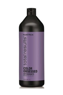 MATRIX Total Results Color Obsessed Shampoo 1000ml - šampon na barvené vlasy