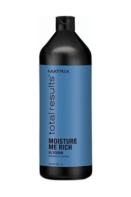 MATRIX Total Results Moisture Me Rich Shampoo 1000ml - šampon na suché vlasy