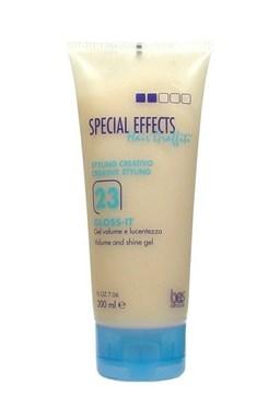 BES Special Effects Gloss-It č.23 - Gel v tubě na objem a lesk 200ml