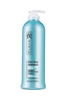 BLACK Péče o vlasy Anti-Frizz Shampoo šampon na kudrnaté vlasy 500ml