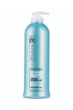 BLACK Péče o vlasy Anti-Frizz Oil No Oil usnadňuje rozčesávání kudrnatých vlasů 500ml