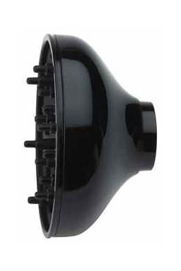 GAMMA PIÚ Fény Compact New Black - difuzer pro všechny typy fénů Gamma Piú