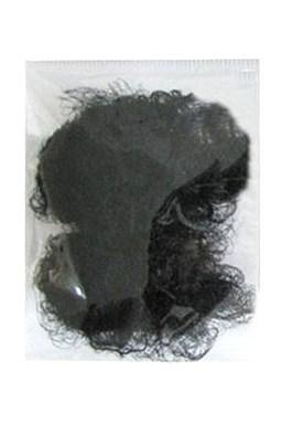 DUKO Pomůcky Síťka na vlasy jemná (pavučinka) 3ks - černá