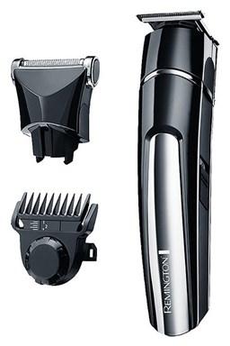 REMINGTON MB4110 Stubble-Kit USB - Zastřihovač vousů s titanovými čepelemi