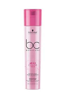 SCHWARZKOPF BC Color Freeze Sulfate-Free Shampoo 250ml - šampon pro barvené vlasy