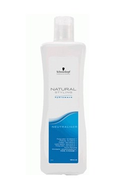 SCHWARZKOPF Natural Styling Neutraliser Fixing Lotion - ustalovač trvalé 1000ml