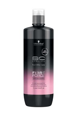 SCHWARZKOPF BC Fibreforce Shampoo 1000ml - regenerační šampon s keratinem