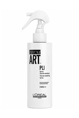 LOREAL Professionnel Tecni.Art Pli Shaper Thermo Spray 190ml - termofixační sprej na vlasy
