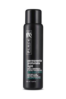 BLACK Professional Permanente Strong Perm 500ml - trvalá ondulace pro normální  vlasy