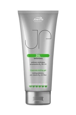 JOANNA Professional JP Betonový gel 200g - Megasilný gel na vlasy pro extra silnou fixaci