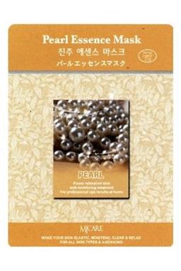 MJ CARE Pearl Perly - luxusní pleťová maska proti vráskám a pro mladistvý vzhled kůže
