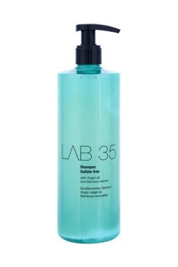KALLOS Lab35 Sulfate-free Shampoo 500ml - bezsulfátový šampon na barvené vlasy