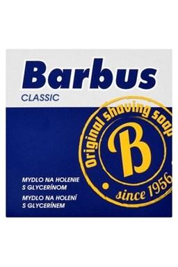 BARBUS Classic Pěnivý krém na holení v kelímku 150g