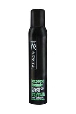 BLACK Express Beauty Dry Shampoo 200ml - suchý šampon na mastné vlasy
