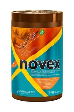 NOVEX Argan Oil Deep Treatment Conditioner 1000g - arganová kúra na poškozené vlasy
