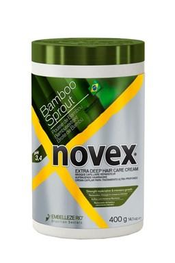 NOVEX Bamboo Shoot Deep Treatment Conditioner 400g - hydratační kúra na suché vlasy